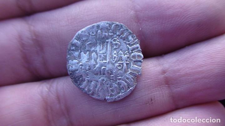 Monedas medievales: BONITO CORNADO MEDIEVAL DE ALFONSO-XI BURGOS - Foto 2 - 195173950