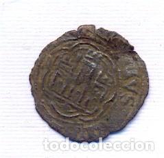 INTERESANTE BLANCA DE CORUÑA (Numismática - Medievales - Castilla y León)