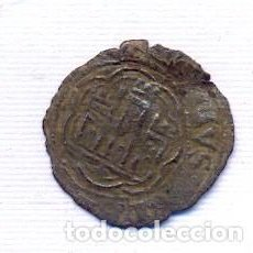 Monedas medievales: INTERESANTE BLANCA DE CORUÑA. Lote 195318990