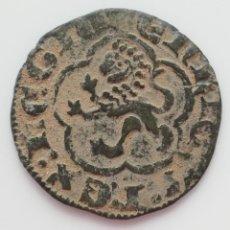 Monedas medievales: MEDIA BLANCA ENRIQUE III SEVILLA. ESCASA. FAB607. Lote 195642338