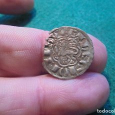 Monedas medievales: BONITA MONEDA DE ALFONSO X CECA S Y PUNTO. Lote 196895141