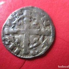 Monedas medievales: REINO DE LEON. ALFONSO IX. DINERO. 1188/1230. #MN. Lote 197217768