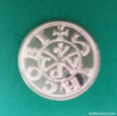 Monedas medievales: MONEDA DE PLATA ALFONSO VI. SPAIN SILVER COIN. Lote 200567418