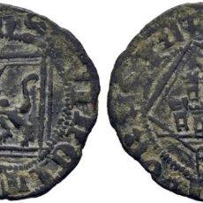 Monedas medievales: CASTILLA Y LEÓN. ENRIQUE IV. 1454-74. SEGOVIA. DINERO. EBC.. Lote 201940475