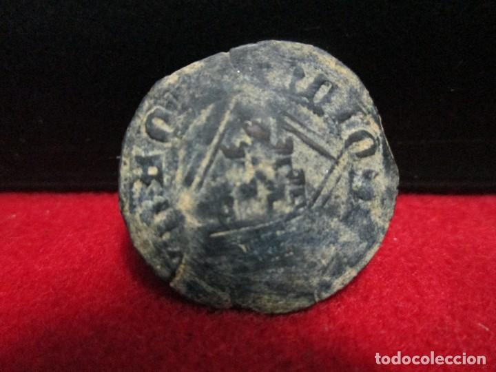 ENRRIQUE IV BLANCA DE ROMBO (Numismática - Medievales - Castilla y León)