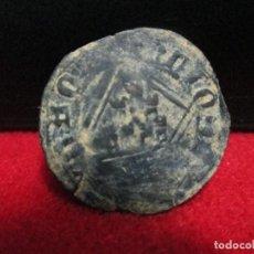 Monedas medievales: ENRRIQUE IV BLANCA DE ROMBO. Lote 202262598