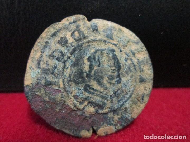 16 MARAVEDIS FELIPE IV (Numismática - Medievales - Castilla y León)