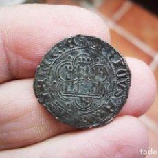 Moedas medievais: BLANCA ENRIQUE IV BURGOS ESCASA. Lote 202322285