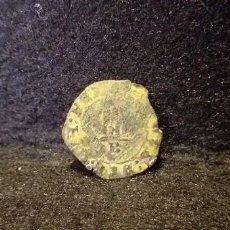 Monedas medievales: 16N3 - BLANCA DEL ROMBO - ENRIQUE IV (1454-1474) BURGOS - BC-. Lote 202982331