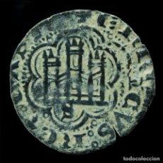 Moedas medievais: ENRIQUE III, BLANCA DE SEVILLA (BAU 767) - 23 MM / 1.79 GR.. Lote 203268956