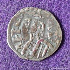 Monedas medievales: DINERO DE VELLON. ALFONSO VIII, REY DE CASTILLA. AÑOS 1158-1214. REINO DE CASTILLA. BURGOS.. Lote 204160516