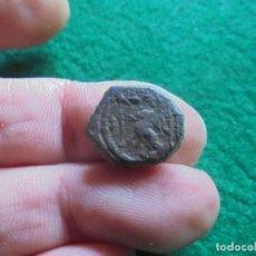 Monedas medievales: BONITO PONDERAL MEDIEVAL A IDENTIFICAR, CON UN LEON RAMPANTE , PESO: 3,5 GRAMOS. Lote 204415218