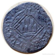 Monedas medievales: ENRIQUE IV BLANCA DE ROMBO. INTERESANTE. CUENCA C. Lote 203725632
