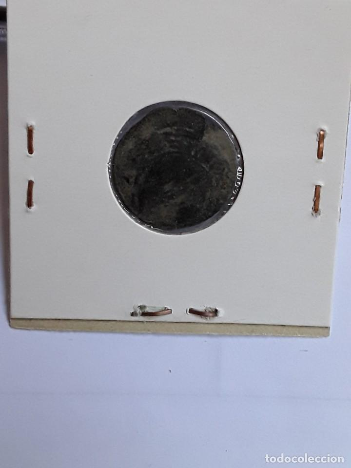 Monedas medievales: ENRIQUE IV BLANCA DEL ROMBO (1471-74) - Foto 2 - 204730647