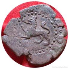Monete medievali: FELIPE II BURGOS M 2 MARAVEDIS. Lote 204770180