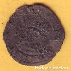 Monedas medievales: ENRIQUE IV CUARTILLO CE ¿AVILA? VARIANTE. Lote 205517846