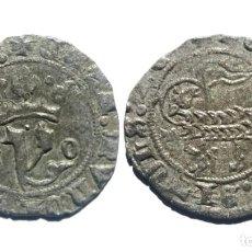 Monedas medievales: MUY BONITA BLANCA DEL AGNUS DEI JUAN I (1379-1390). CECA TOLEDO T Y O, CON T EN REVERSO. Lote 205853245