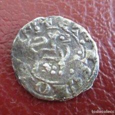 Monedas medievales: CASTILLA , DINERO PRETO , ALFONSO X , 1258-1264 , VARIEDAD RARA LEON A DERECHA,VENERA VIEJA,POQUITAS. Lote 206254557