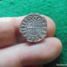 Monedas medievales: BONITA Y ESCASA MONEDA DE SANCHO IV, CECA DE LEON L Y ESTRELLA. Lote 207000177