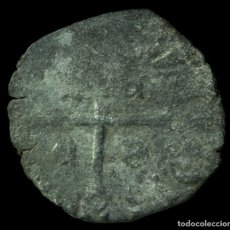 Monedas medievales: ENRIQUE III, 1 CRUZADO DE SORIA (BAU 663), 20 MM / 1.69 GR.. Lote 207002616
