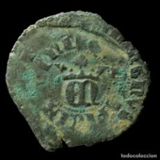 Monedas medievales: ENRIQUE II, REAL DE VELLÓN DE TOLEDO, (T Y D EJE VERTICAL) - 26 MM / 3.12 GR.. Lote 207003196