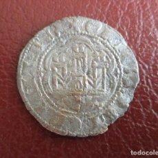 Monedas medievales: ESPAÑA , BLANCA DE ENRIQUE III , CUENCA , IMPECABLE.. Lote 207099208