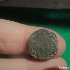 Monedas medievales: BONITO DINERO DE 6 LINEAS DE ALFONSO X , CECA PUNTO. Lote 208945703