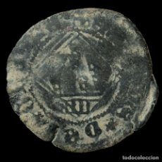 Monedas medievales: ENRIQUE IV, BLANCA DE ROMBO, SEGOVIA (BAU 1083) - 21 MM / 1.22 GR.. Lote 209693777
