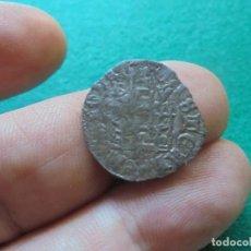 Monedas medievales: BONITO Y ESCASO CORNADO DE ENRIQUE CECA B-V-B. Lote 210005057