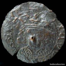 Monedas medievales: ENRIQUE IV, CUARTILLO - 25 MM / 1.15 GR.. Lote 210189470