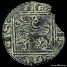 Monedas medievales: ALFONSO X, OBOLO CECA PUNTOS (LA I DE GI ES UNA L) - 12 MM / 0.37 GR.. Lote 210190118