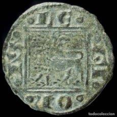 Monedas medievales: ALFONSO X, OBOLO CECA CRECIENTE (BAU 418) - 14 MM / 0.56 GR.. Lote 210190868