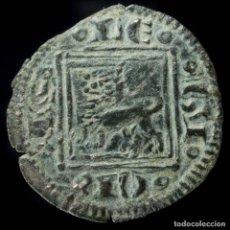 Monedas medievales: ALFONSO X, OBOLO SIN CECA (BAU 409) - 14 MM / 0.47 GR.. Lote 210191626
