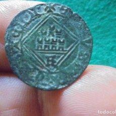 Monedas medievales: ESCASA BLANCA DEL ROMBO CECA A AVILA , VARIANTE ESCASA. Lote 211397990