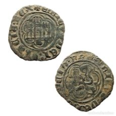 Monedas medievales: BLANCA DE ENRIQUE III 1390-1406. BURGOS. 513-LM. Lote 211453669