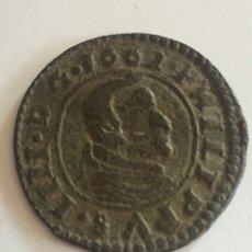Monedas medievales: MONEDA MEDIEVAL 16 MARAVEDIES. Lote 211556304