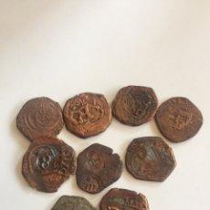 Monedas medievales: LOTE MONEDAS MEDIEVALES. Lote 211560262