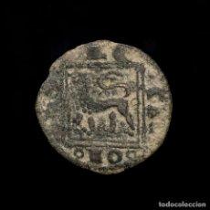 Monedas medievales: ALFONSO X (1252-1284) OBOLO DE VELLÓN. CUENCA. (8826). Lote 211880657