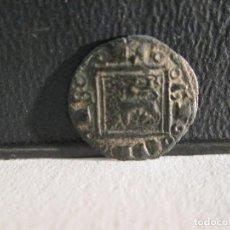 Monedas medievales: OBOLO ALFONSO X - CECA BURGOS - 1252- 1284- 14MM - 0,43 GRAMOS. Lote 211909351