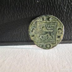Monnaies médiévales: OBOLO ALFONSO X - CECA CUENCA - 1252- 1284- 13MM - 0,49 GRAMOS. Lote 211909701