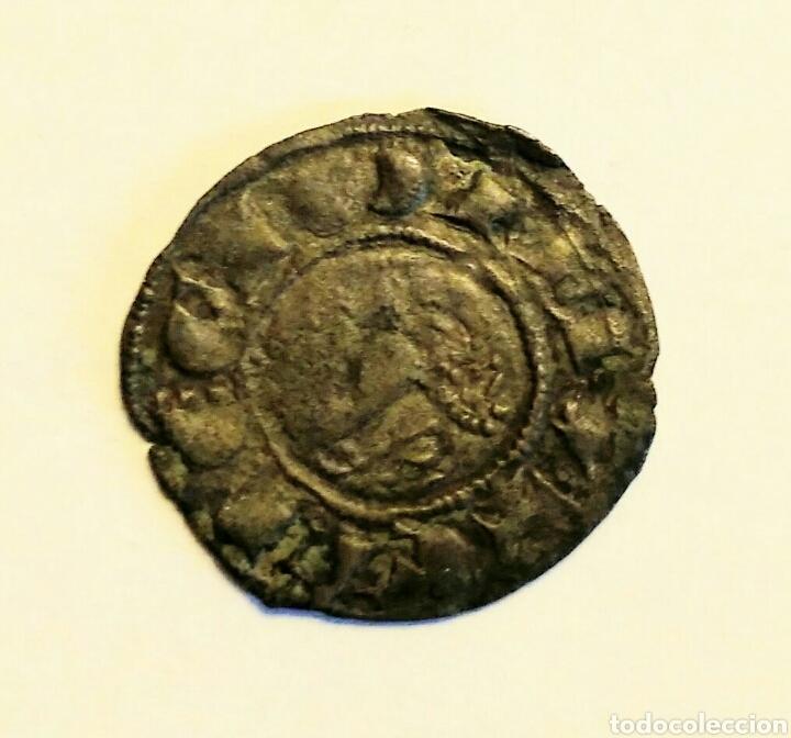 Monedas medievales: MONEDA MEDIEVAL CASTELLANA, A IDENTIFICAR - Foto 2 - 212937720