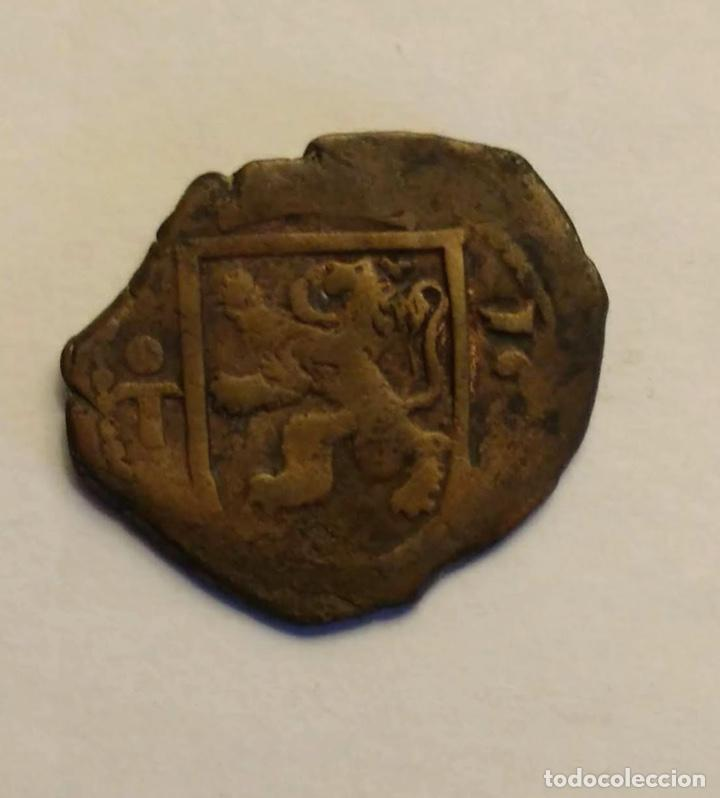 LOTE 3 MONEDAS MEDIEVAL/RESELLOS, A IDENTIFICAR (Numismática - Medievales - Castilla y León)