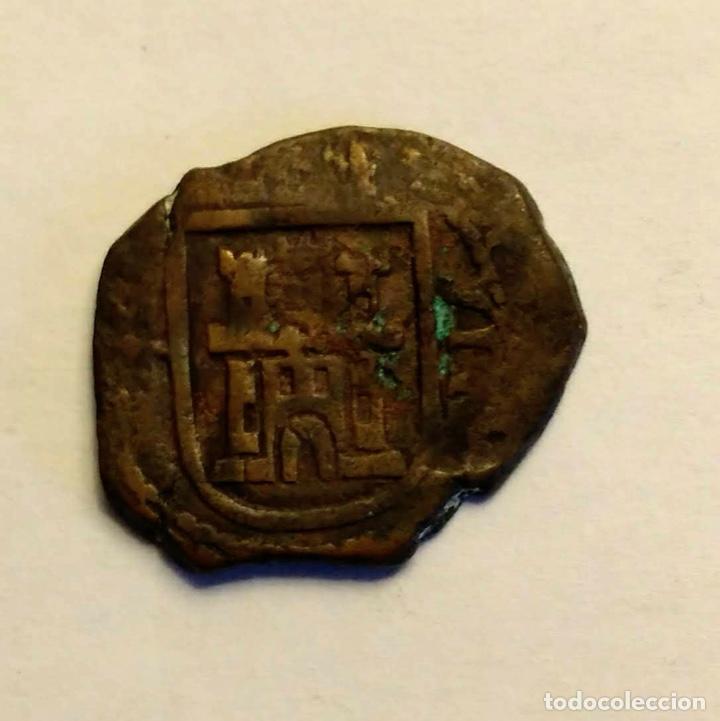 Monedas medievales: LOTE 3 MONEDAS MEDIEVAL/RESELLOS, A IDENTIFICAR - Foto 8 - 212938517