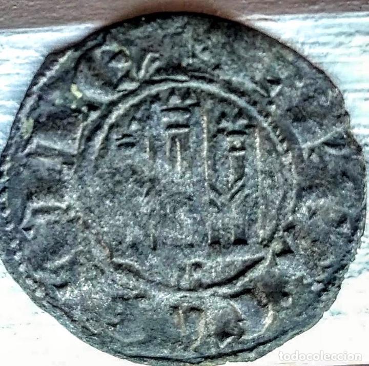 MONEDA MEDIEVAL CASTELLANA, A IDENTIFICAR (Numismática - Medievales - Castilla y León)