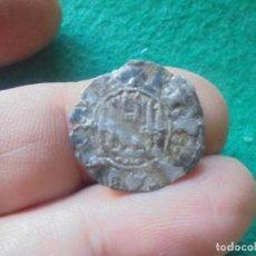 Monedas medievales: BONITO DINERO CASTELLANO A IDENTIFICAR, CECA 4 PUNTOS MUY RARA. Lote 209940930