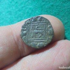 Monedas medievales: BONITO OBOLO DE ALFONSO X , SIN MARCA DE CECA. Lote 217695912