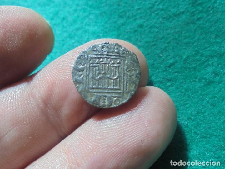 Monedas medievales: BONITO OBOLO DE ALFONSO X , sin marca de ceca - Foto 2 - 217695912