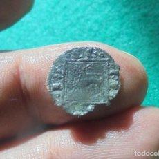 Monedas medievales: BONITO OBOLO DE ALFONSO X , CECA CRECIENTE EN PUERTA. Lote 217696097