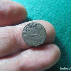 Monedas medievales: BONITO Y ESCASO OBOLO DE ALFONSO X , CECA LEON. Lote 217698740