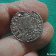 Monedas medievales: BONITO CORNADO DE SANCHO IV, CECA MURCIA , H Y ESTRELLA. Lote 218289450